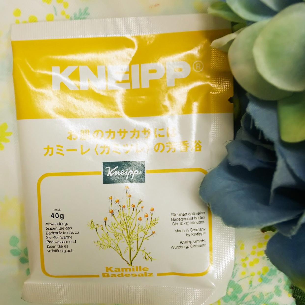 Kneipp(クナイプ) バスソルトを使ったティンカーベル0908さんのクチコミ画像1
