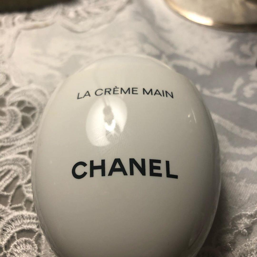 CHANEL(シャネル) ラ クレーム マン ハンドクリームの良い点・メリットに関する会社員りさ@ブルベ冬さんの口コミ画像2