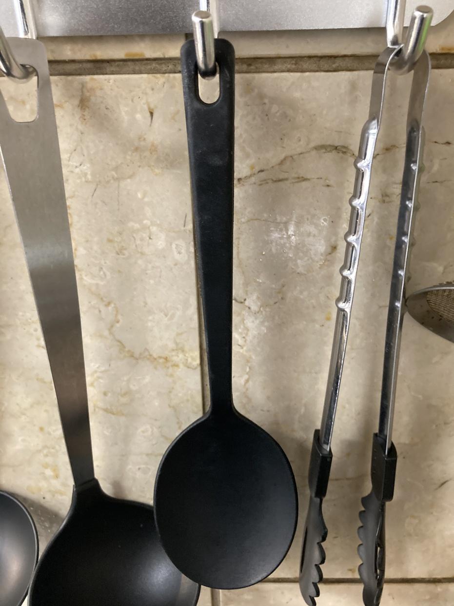 無印良品(MUJI) シリコーン調理スプーン 26cmを使ったおつおじさんのクチコミ画像1