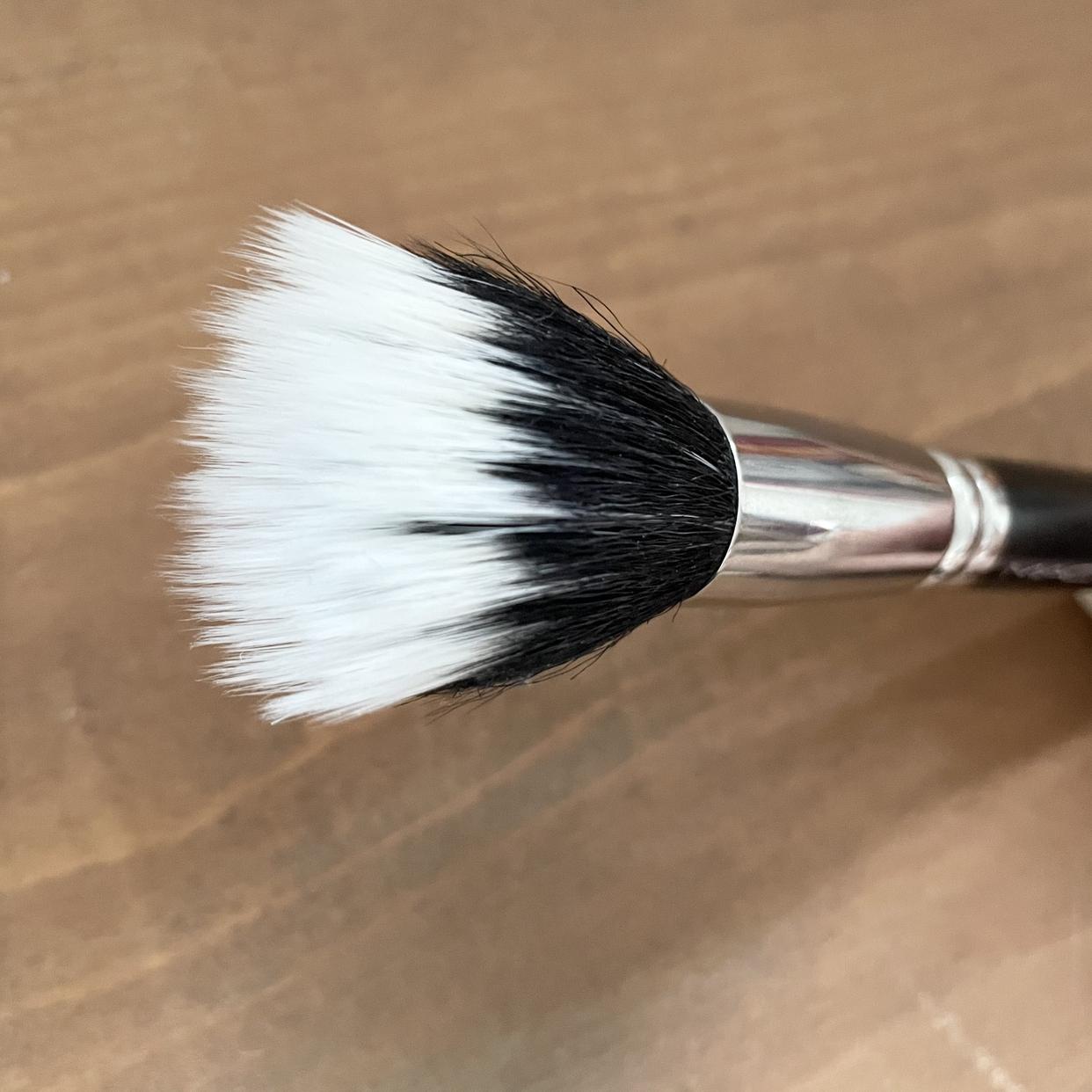 M・A・C(マック)#187S スティプリング ブラシを使った若杉晴香さんのクチコミ画像2