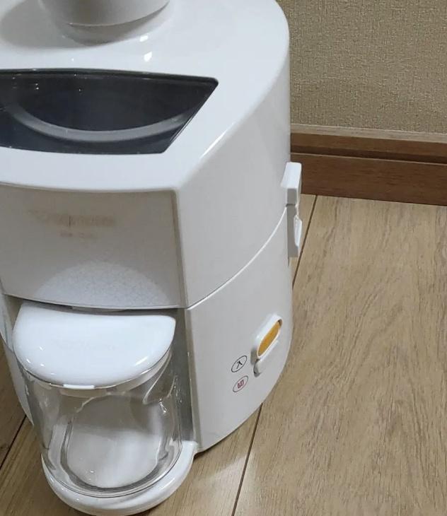 象印(ZOJIRUSHI)ジューサー BM-JH05を使ったあおさんのクチコミ画像1