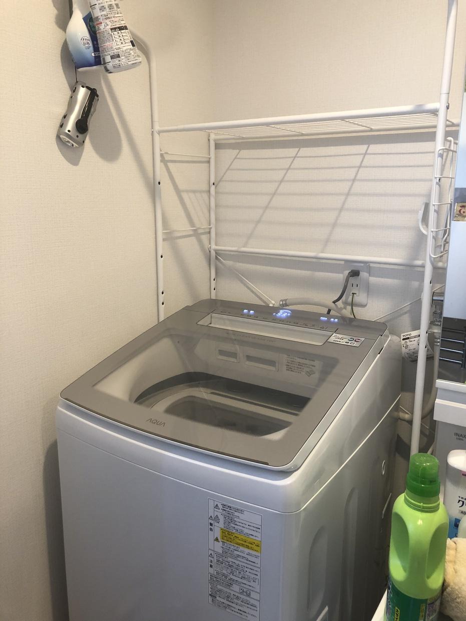 AQUA(アクア)全自動洗濯機  AQW-GTW110Jを使ったユキノさんのクチコミ画像5