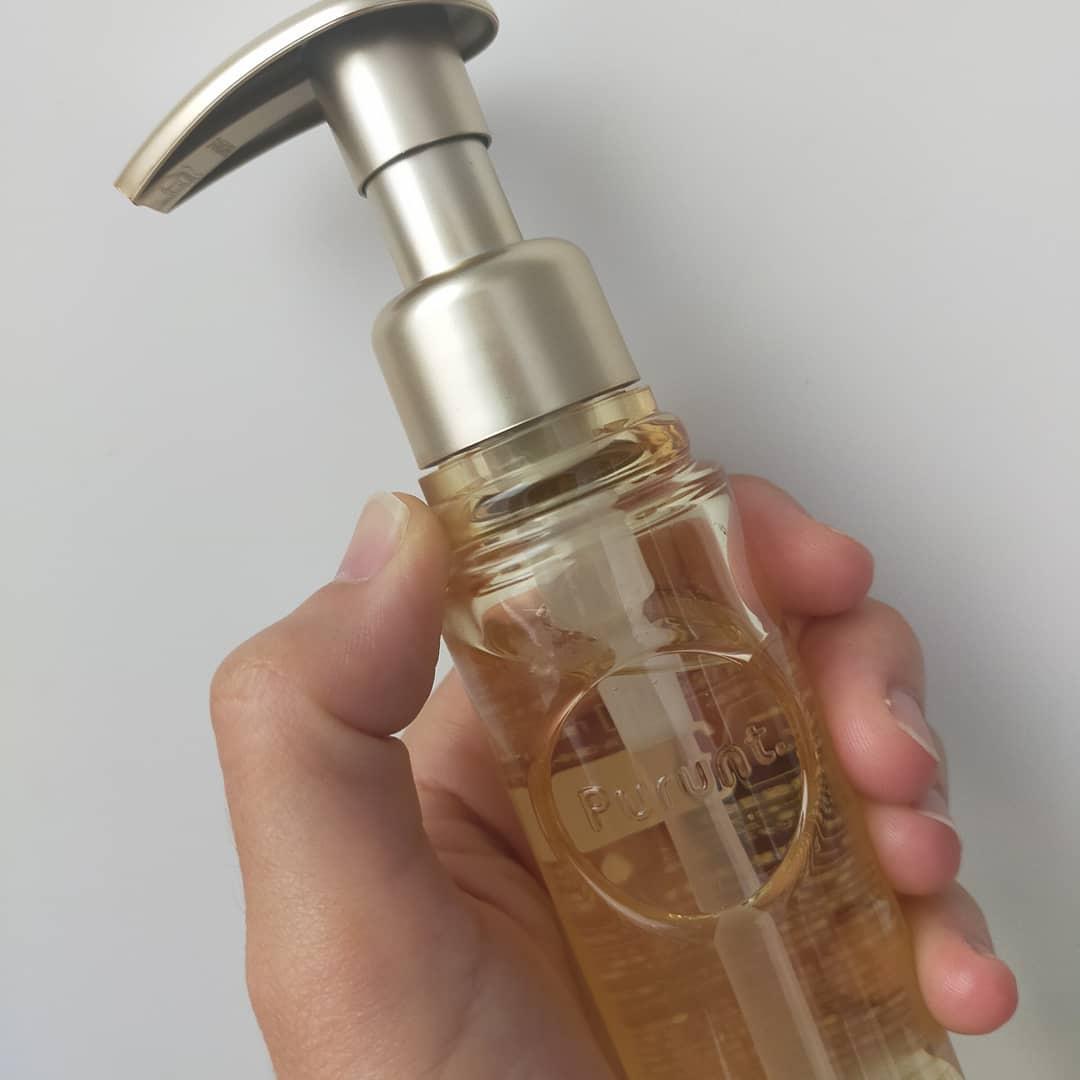 Purunt.(プルント) ディープ モイスト美容液 ヘアオイルを使ったyosakuotomisanさんのクチコミ画像1