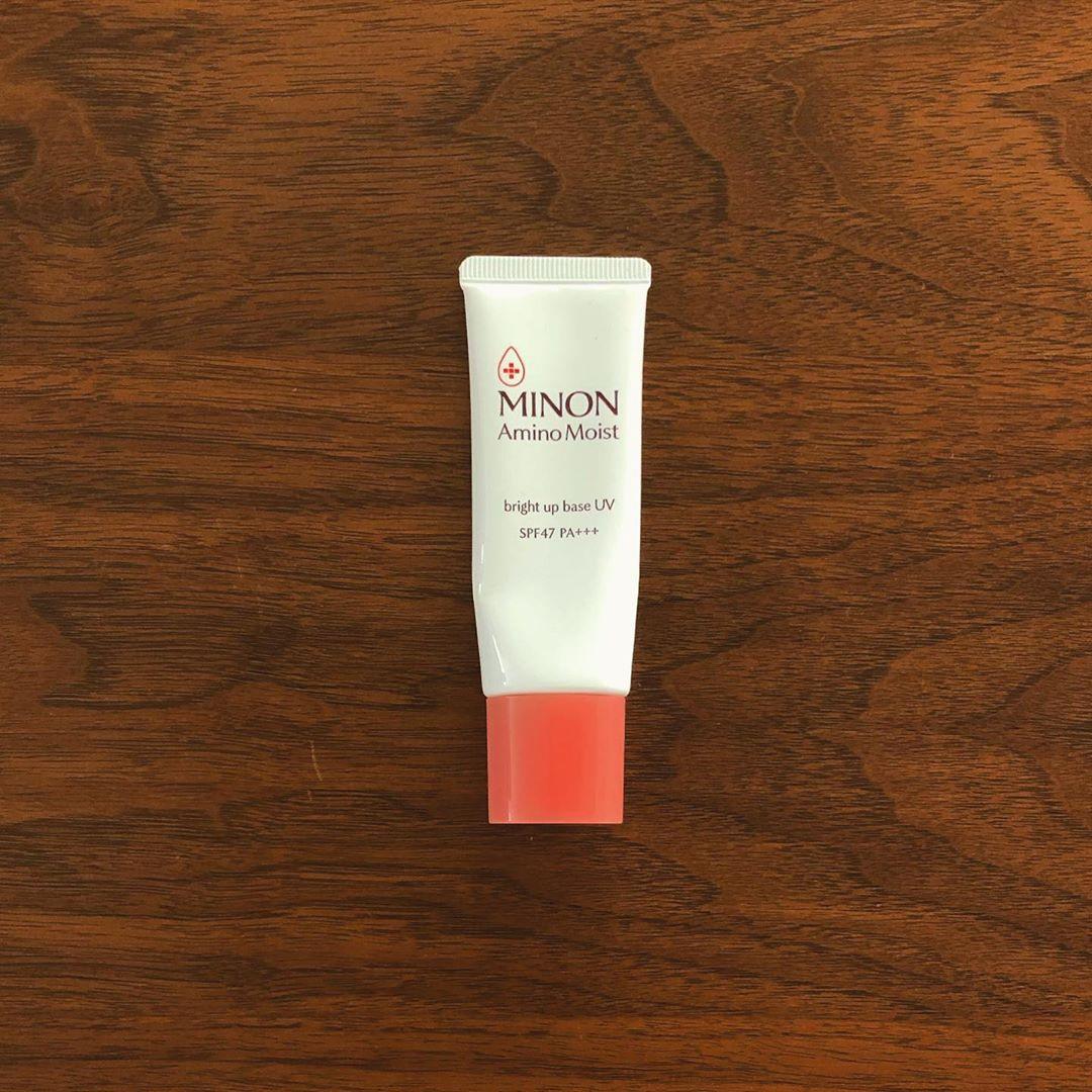 MINON(ミノン)アミノモイスト ブライトアップベース UVを使った neneさんのクチコミ画像