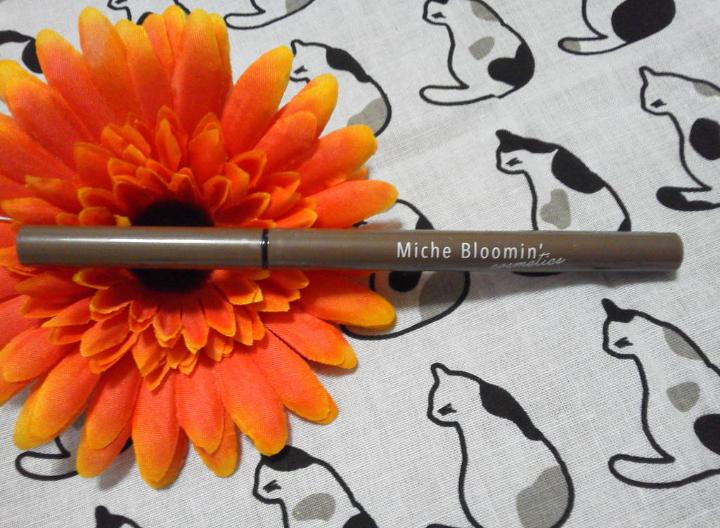 Miche Bloomin'(ミッシュブルーミン)ジェルアイライナーを使ったバドママ★さんのクチコミ画像1