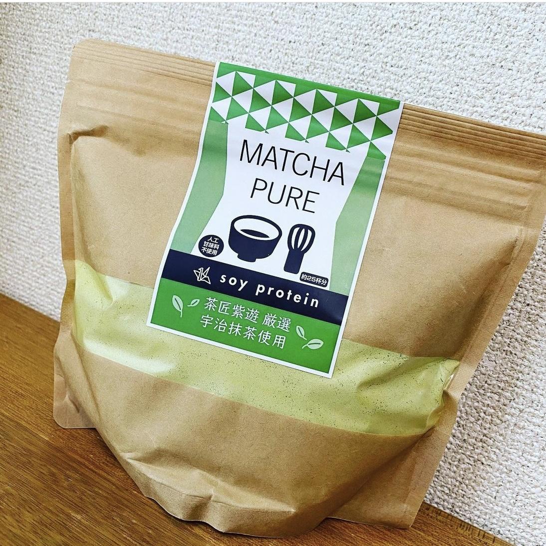 ピュアパートナー抹茶ピュアを使ったminoriさんのクチコミ画像