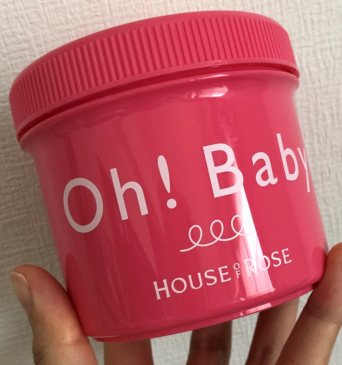 HOUSE OF ROSE(ハウスオブローゼ) オーベイビー ボディ スムーザーの良い点・メリットに関するreiさんの口コミ画像1