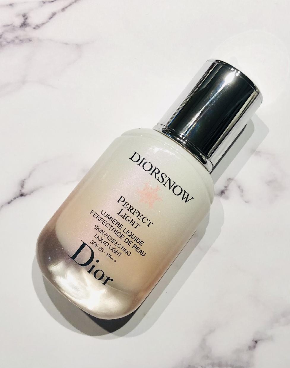 Dior(ディオール) スノー パーフェクト ライトを使ったしいちゃんさんのクチコミ画像1