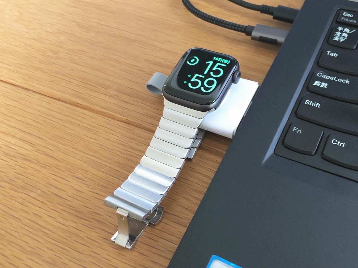 Apple(アップル)Apple Watch SE(GPSモデル) MYDM2J/Aを使ったwa3homeさんのクチコミ画像3