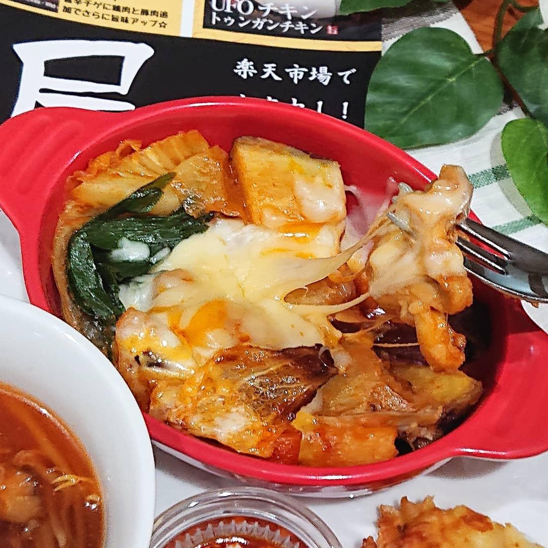 鉄鍋屋 チーズタッカルビパーティーセットを使ったみぃみぃさんのクチコミ画像3
