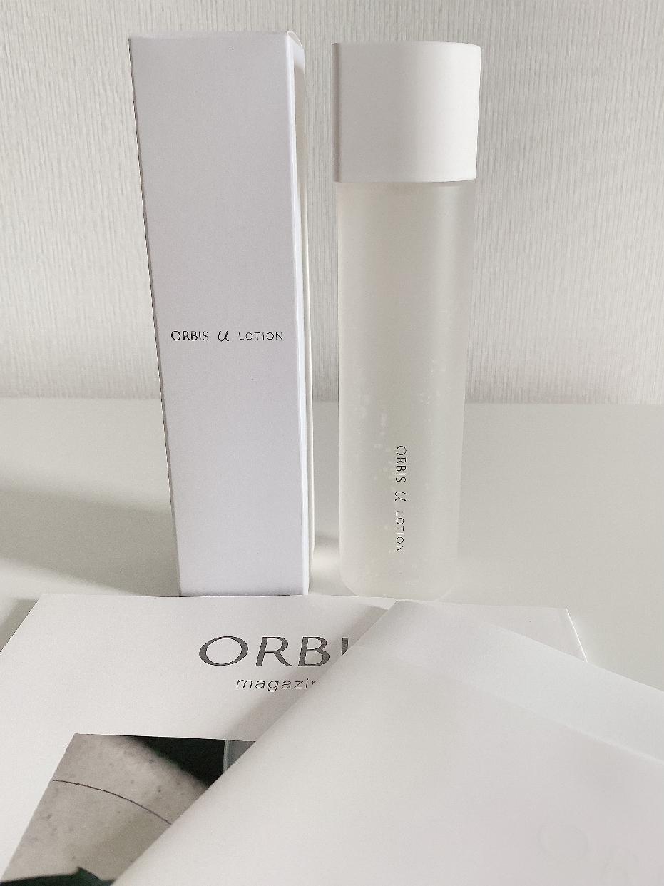 ORBIS(オルビス) オルビスユー ローションを使ったスピリチュアルカウンセラーあいさんのクチコミ画像