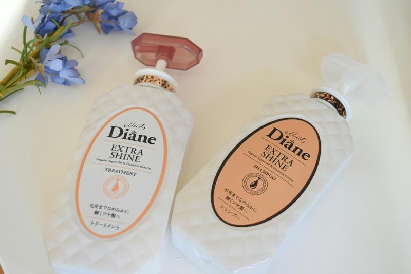Diane(ダイアン) エクストラシャイン シャンプーを使ったあさりさんのクチコミ画像