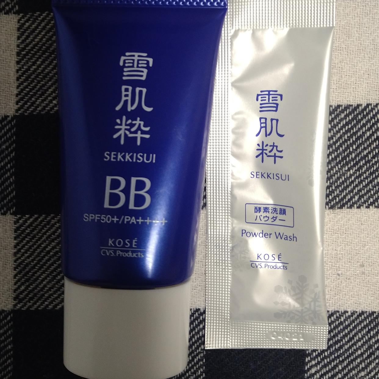 雪肌粋(SEKKISUI)パーフェクト BB クリーム Nを使った鎌倉の侍さんのクチコミ画像