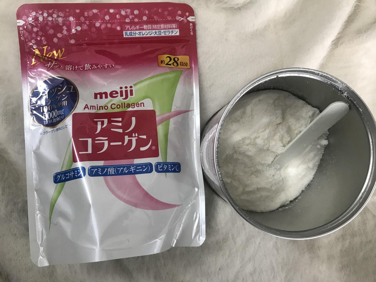 明治(meiji)アミノコラーゲンを使ったpikaさんのクチコミ画像1