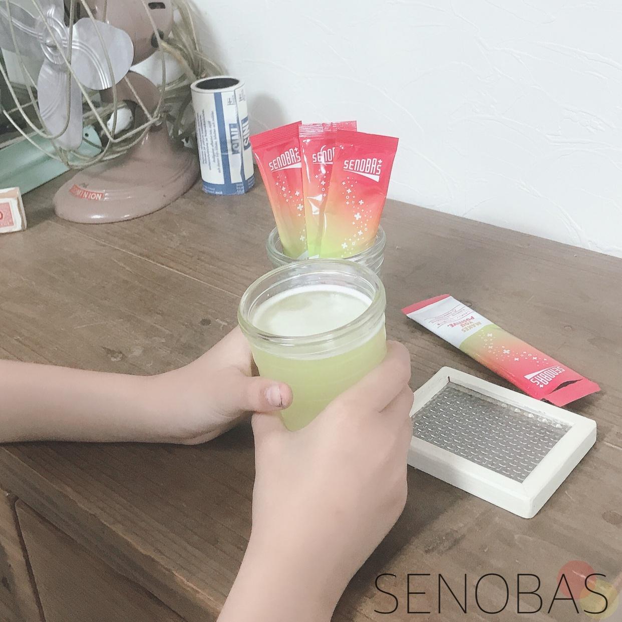 SENOBAS+(セノバス+)セノバス+を使ったshiroさんのクチコミ画像