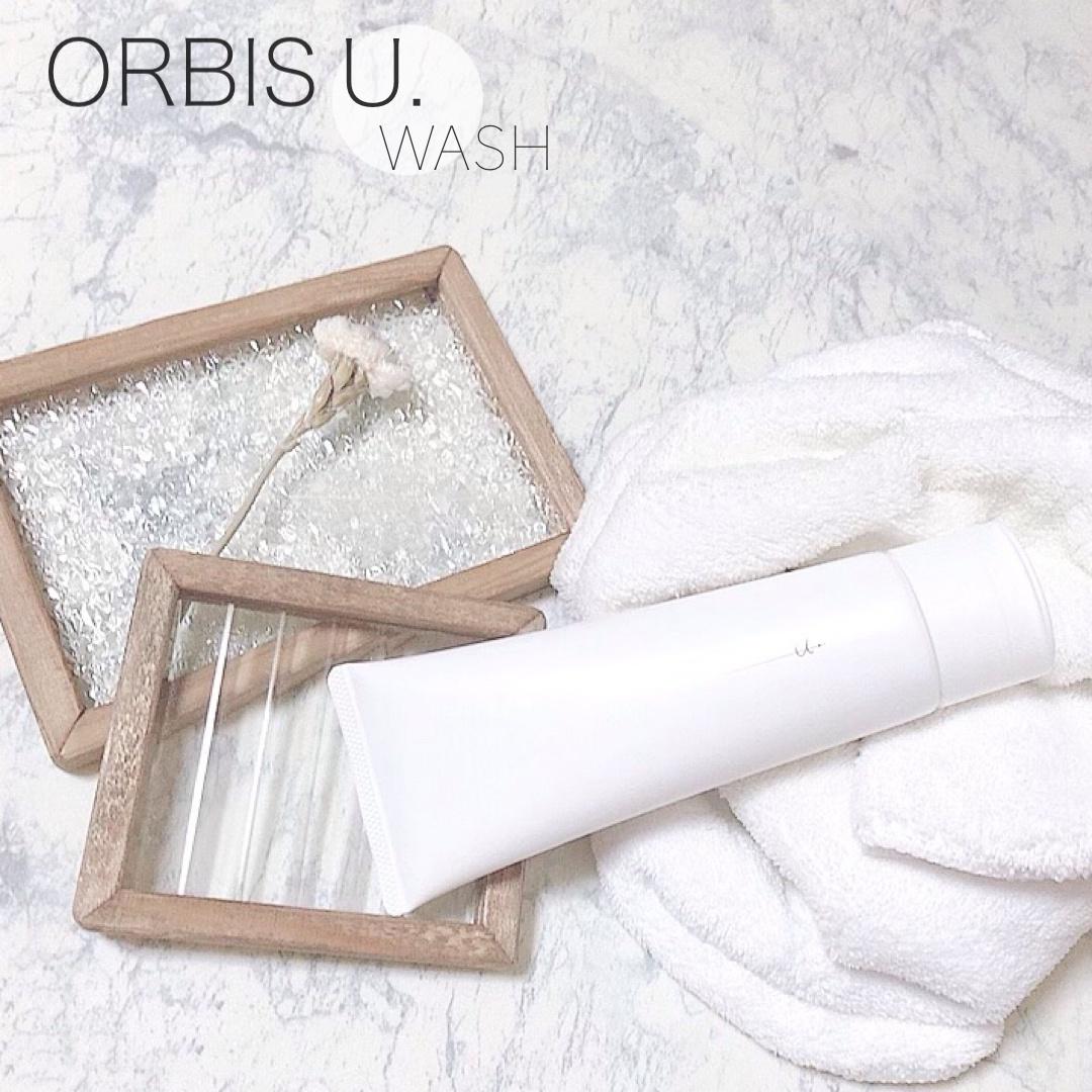 ORBIS(オルビス) ユードット ウォッシュを使ったshiroさんのクチコミ画像1