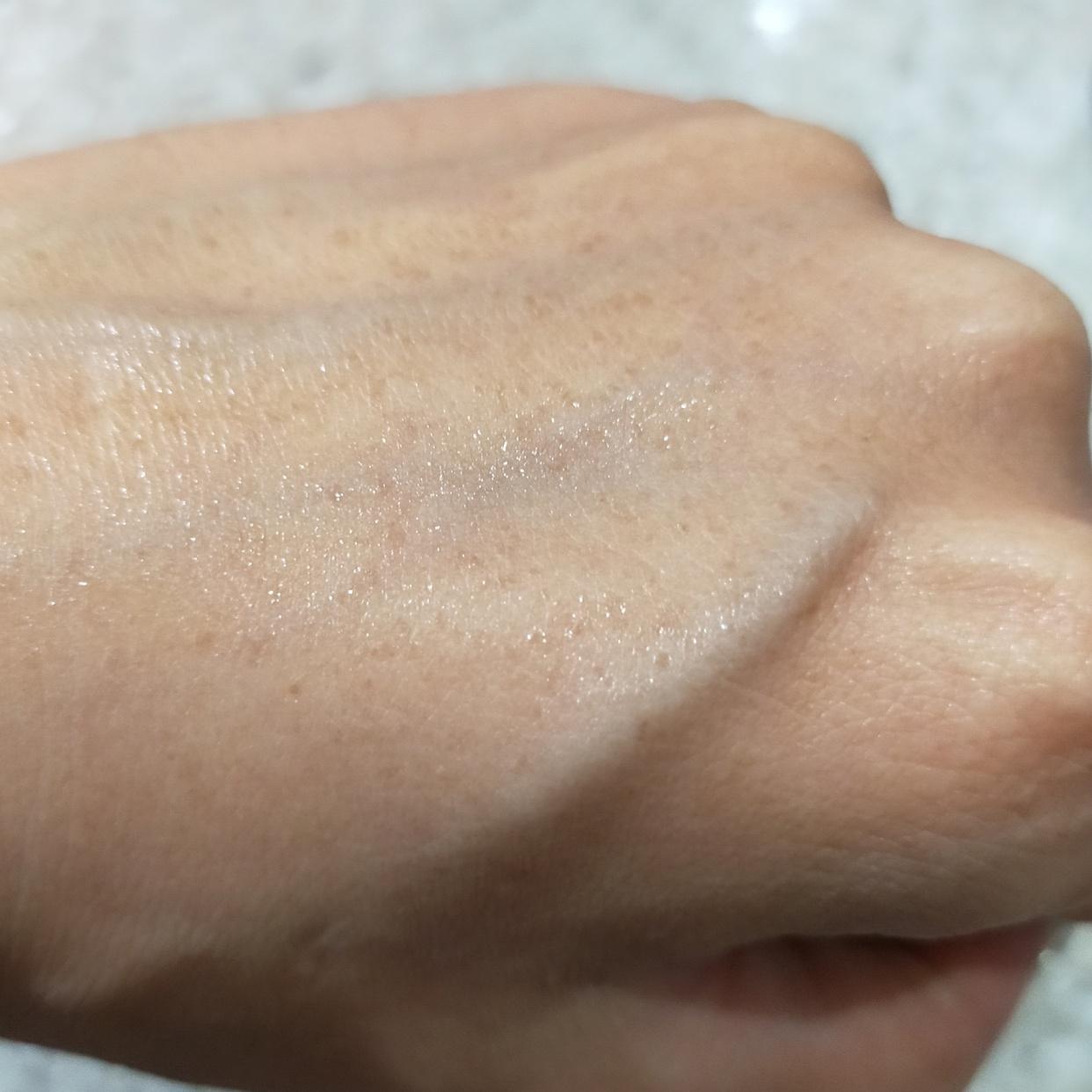 ALLNA ORGANIC(オルナ オーガニック)拭き取り化粧水を使ったみこさんのクチコミ画像5