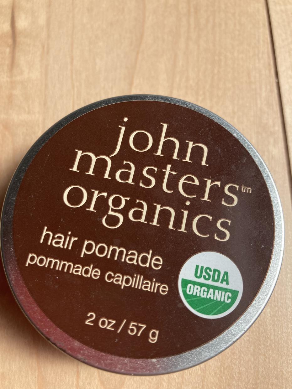 john masters organics(ジョンマスターオーガニック)ヘアワックスを使ったよねさんのクチコミ画像1
