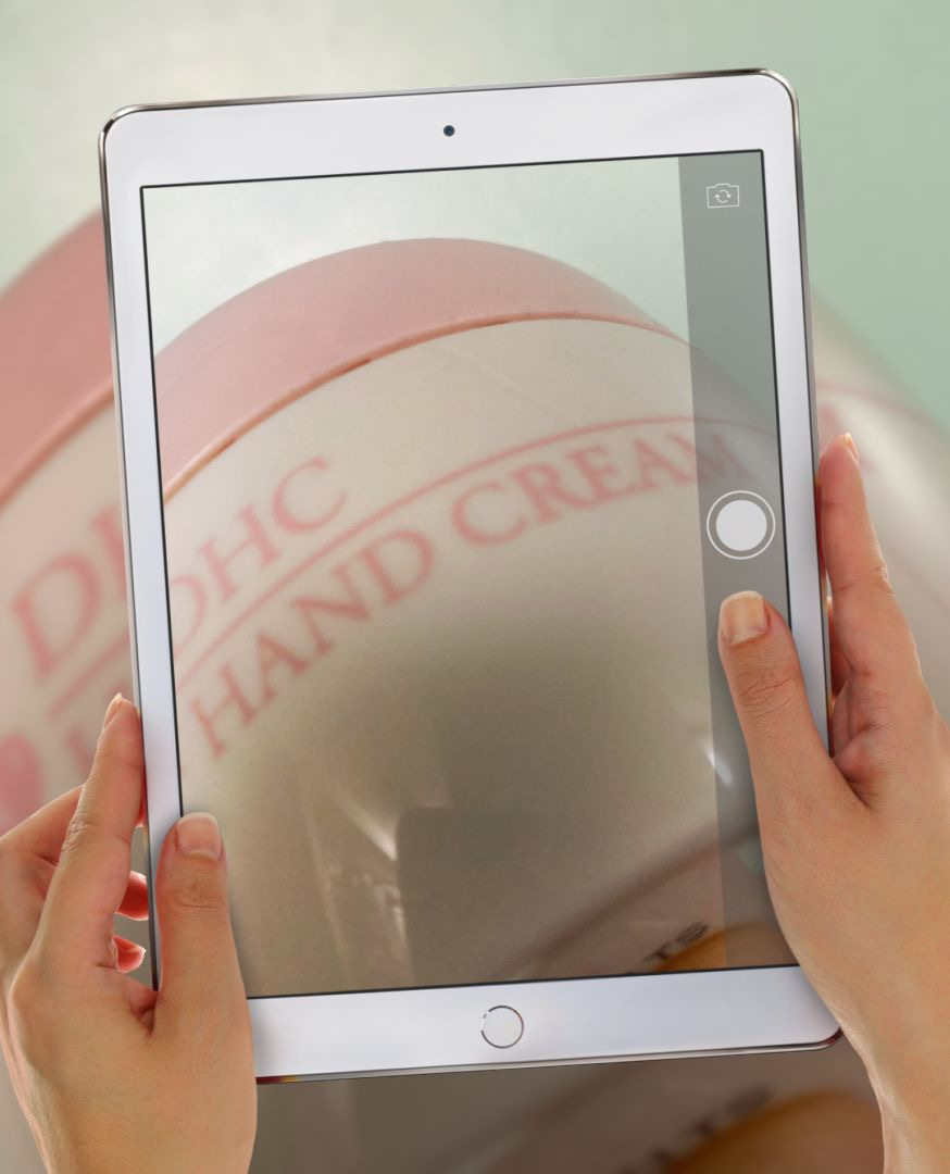 DHC(ディーエイチシー)薬用ハンドクリームを使ったシルシルさんのクチコミ画像