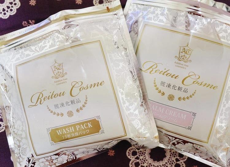 麗凍化粧品(Reitou Cosme) 15秒洗顔パックを使ったゆきんこさんのクチコミ画像1