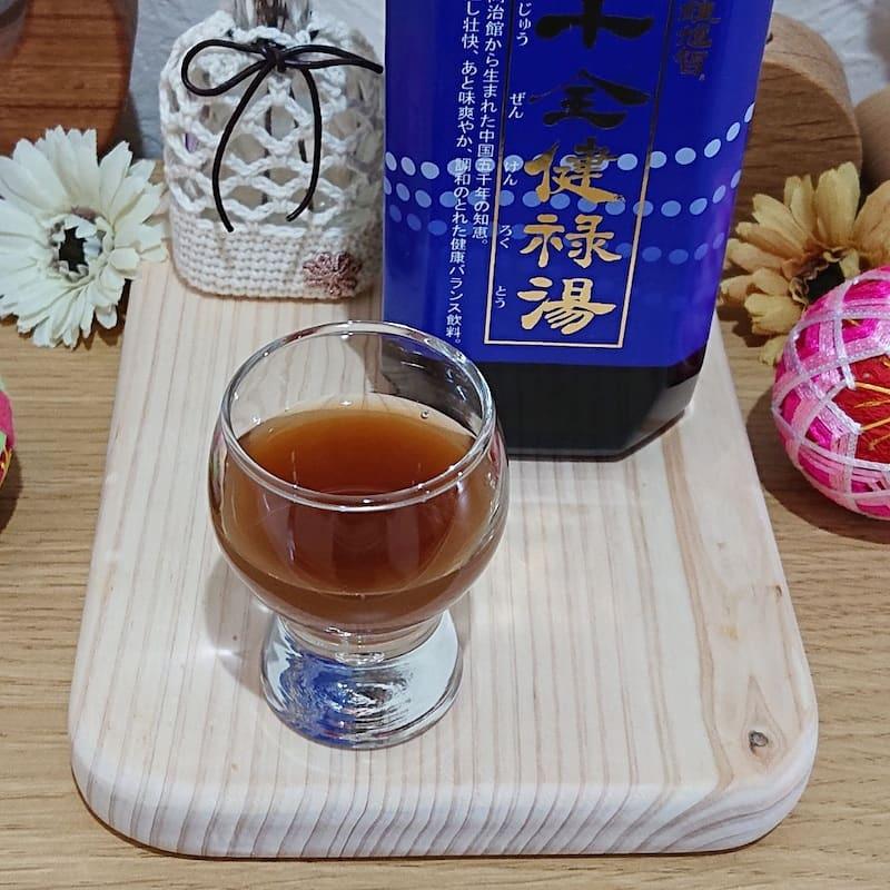 健禄(KENROKU) 十全健禄湯を使ったみぃみぃさんのクチコミ画像2