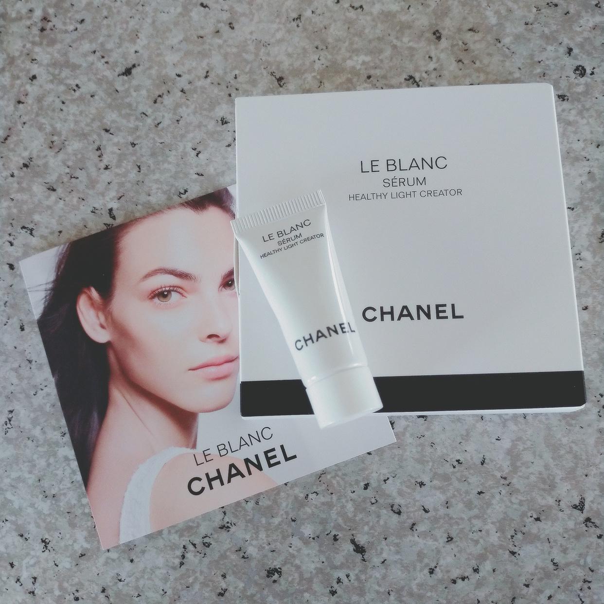 CHANEL(シャネル) ル ブラン セラム HLCSを使ったみこさんのクチコミ画像1