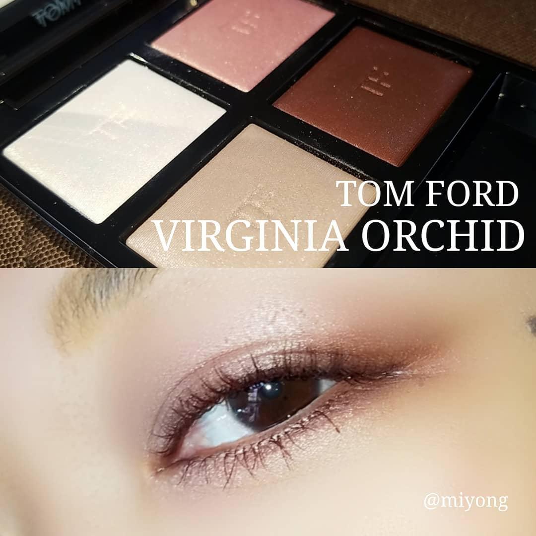 TOM FORD BEAUTY(トムフォードビューティー)アイ カラー クォードを使った             miyonさんのクチコミ画像1