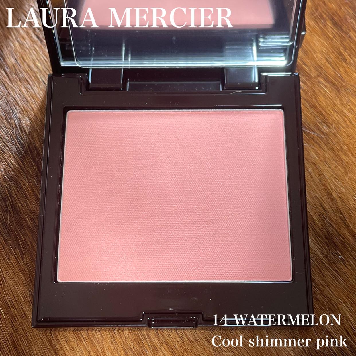 laura mercier(ローラ メルシエ) ブラッシュ カラー インフュージョンを使ったchamaru222さんのクチコミ画像