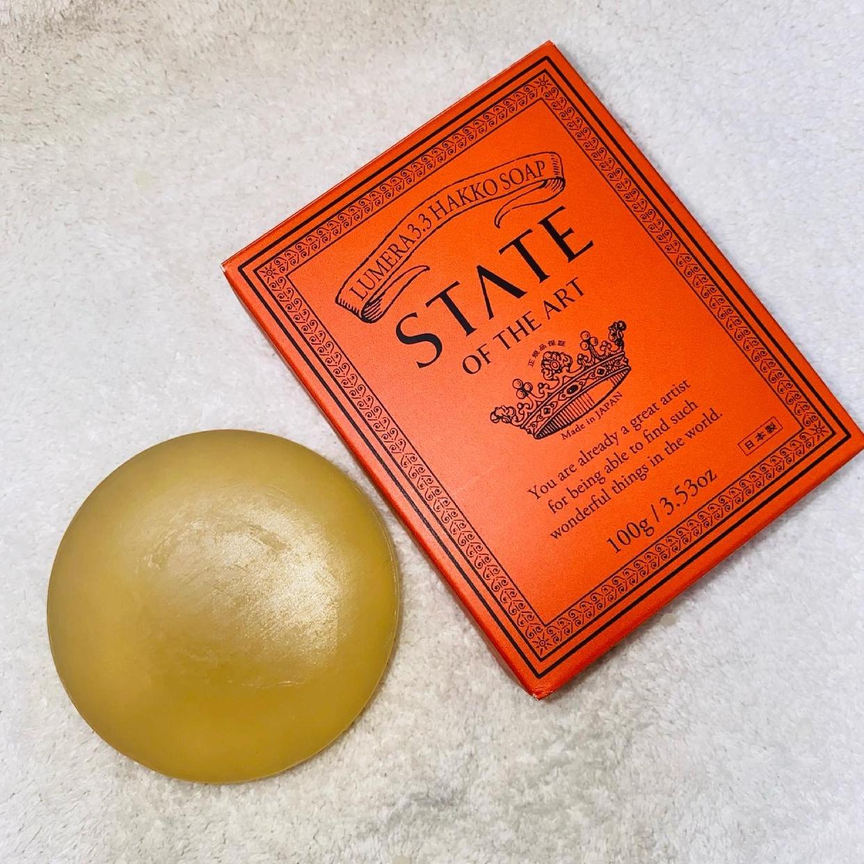 STATE OF THE ART(ステートオブザアート) 極微細 泡石けんを使ったマイピコブーさんのクチコミ画像2