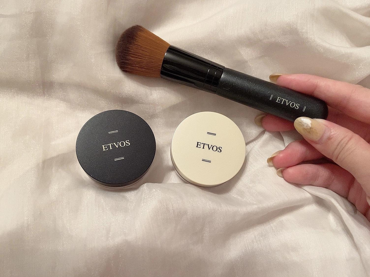 ETVOS(エトヴォス) フェイスカブキブラシの良い点・メリットに関するnozomiさんの口コミ画像1