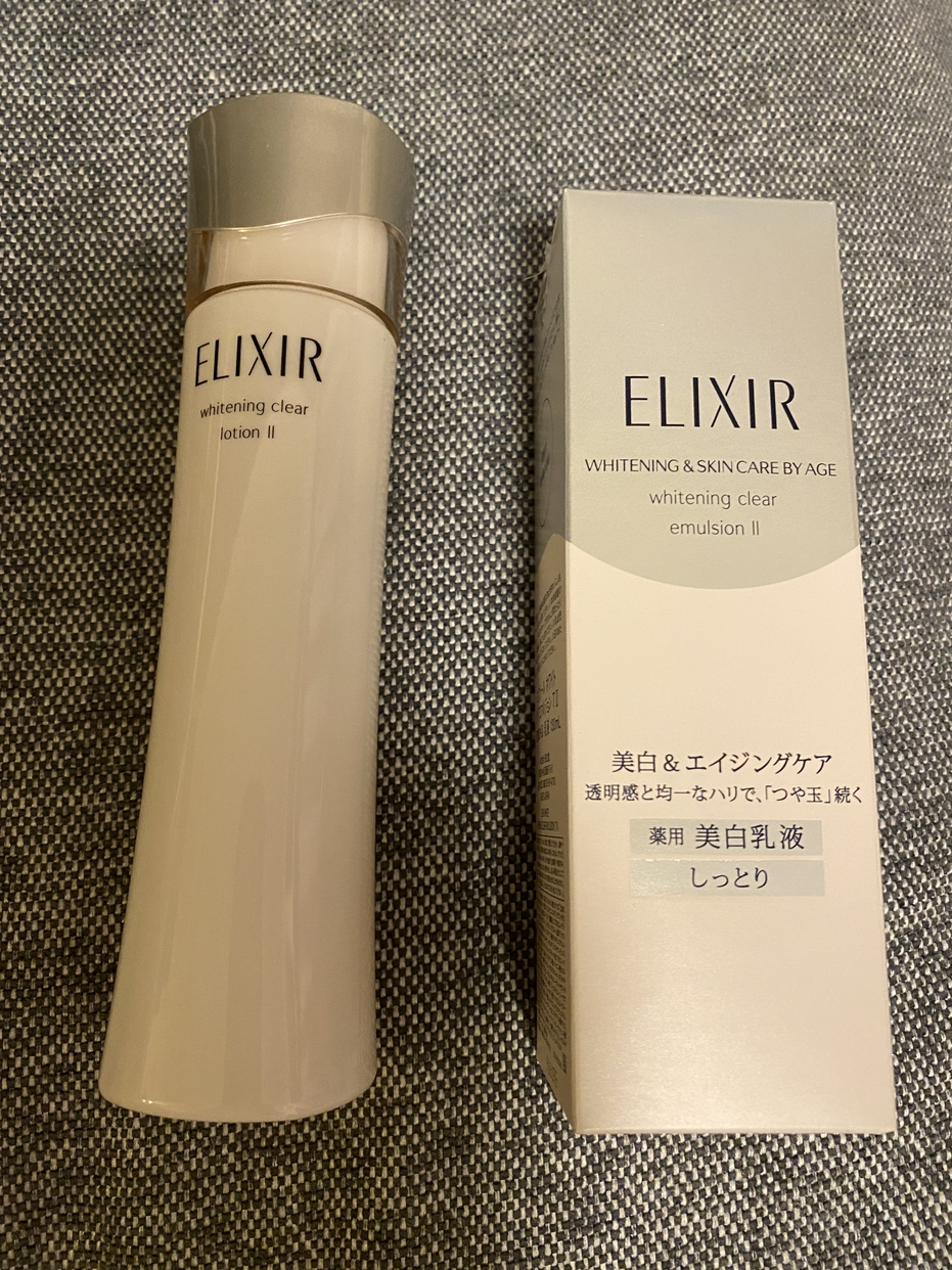 ELIXIR(エリクシール)ホワイト クリアエマルジョン T Ⅱを使った             mai 0506さんのクチコミ画像