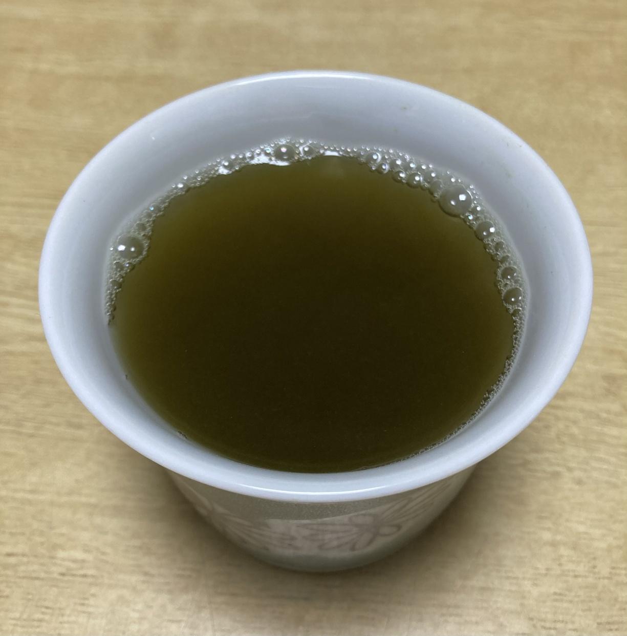山本漢方製薬 大麦若葉 粉末100%を使ったかおるさんのクチコミ画像3