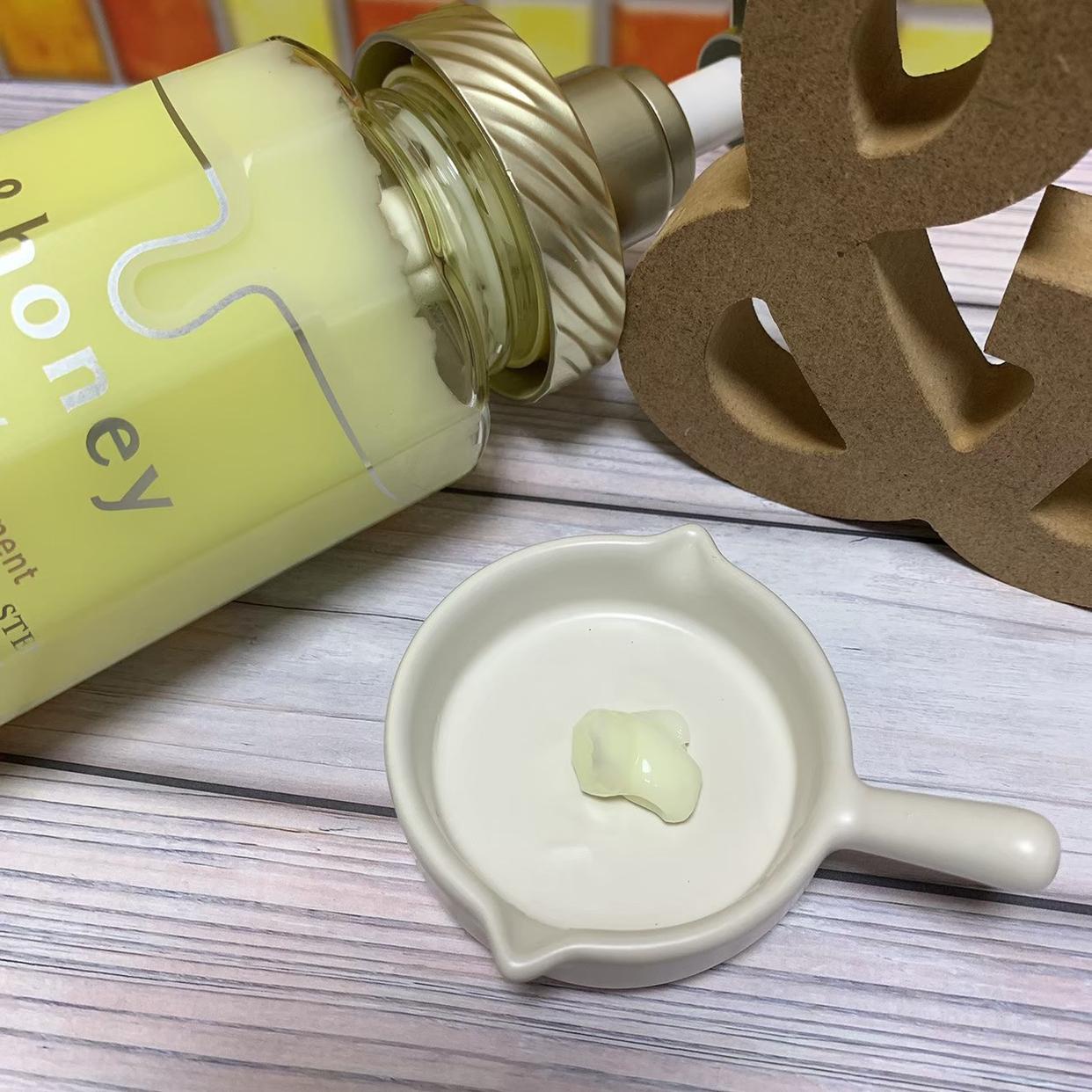 &honey(アンドハニー) スムースモイストシャンプーを使ったkana_cafe_timeさんのクチコミ画像2