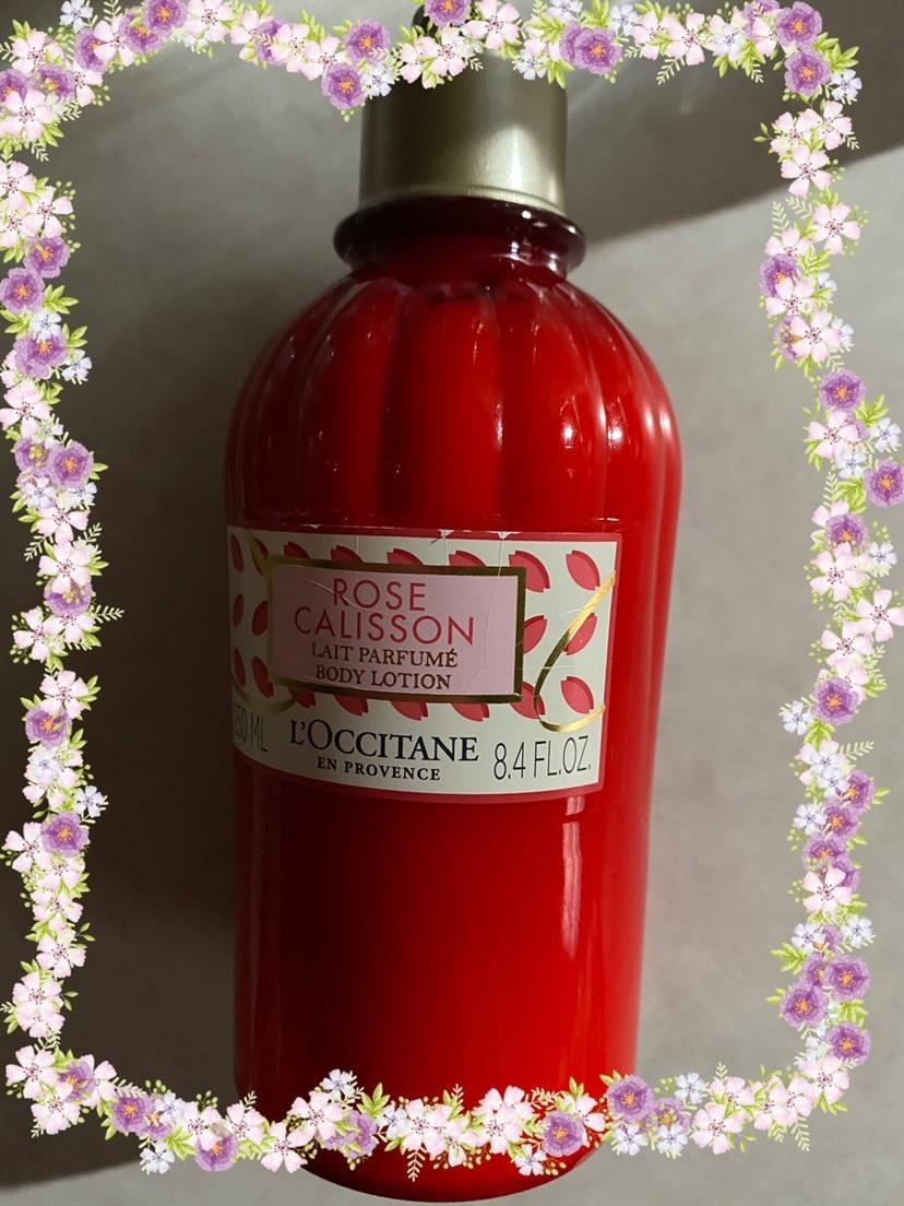 L'OCCITANE(ロクシタン)ローズカリソン ボディミルクを使ったSakuraさんのクチコミ画像1