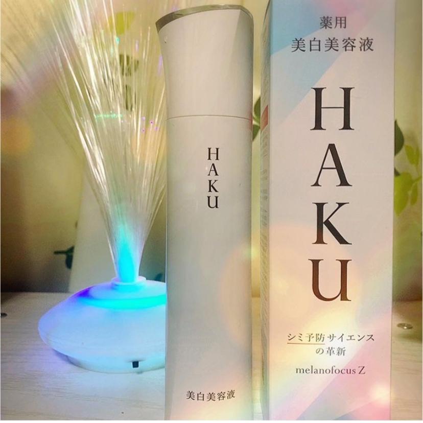HAKU(ハク) メラノフォーカスZを使った渡邊 朋恵さんのクチコミ画像1
