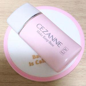 CEZANNE(セザンヌ) 皮脂テカリ防止下地を使ったすみれさんのクチコミ画像