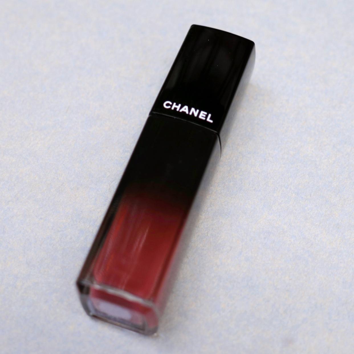 CHANEL(シャネル) ルージュ アリュール ラックを使ったあきさんのクチコミ画像