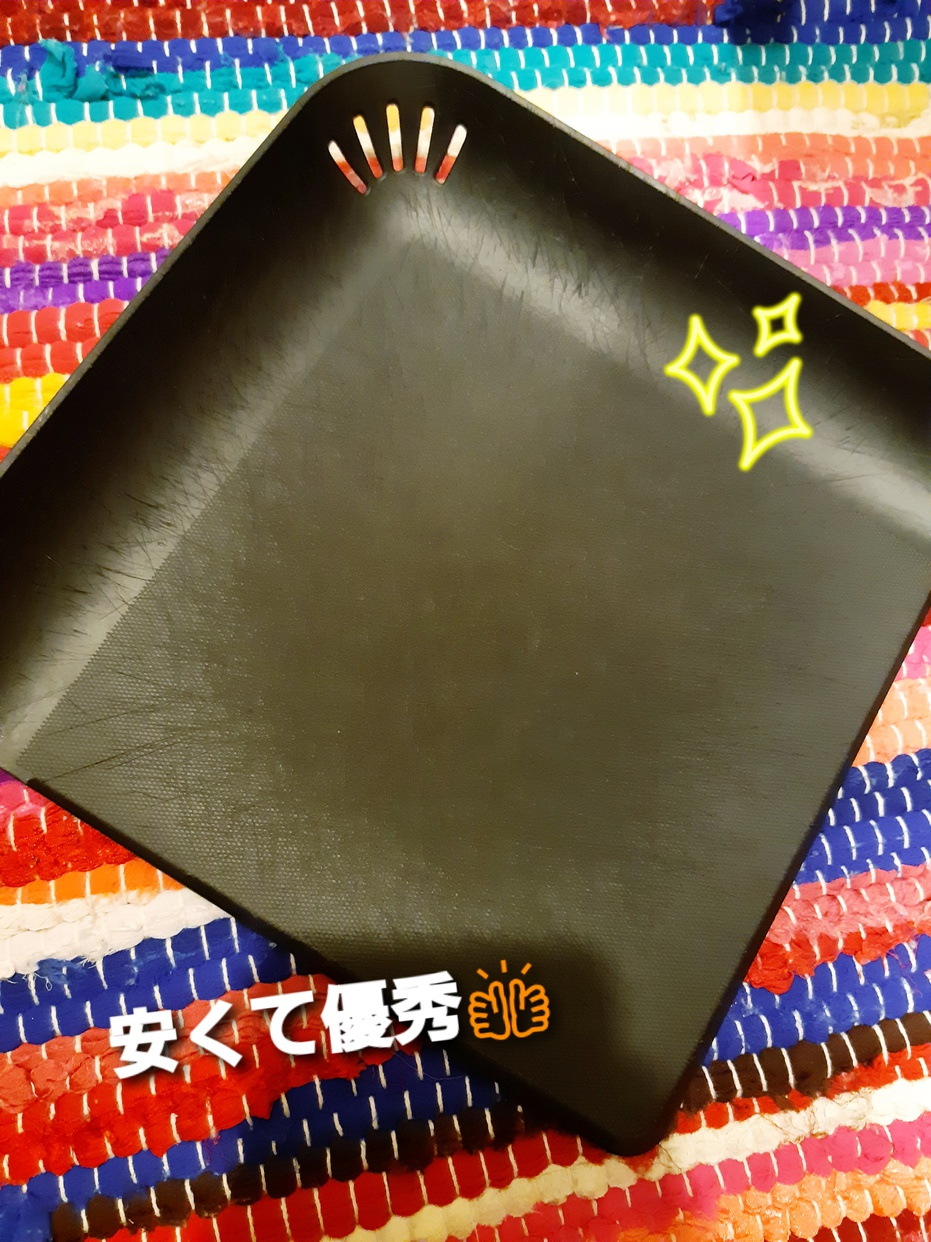 DAISO(ダイソー)ちょこっとまな板を使ったOtenkiPECOさんのクチコミ画像1