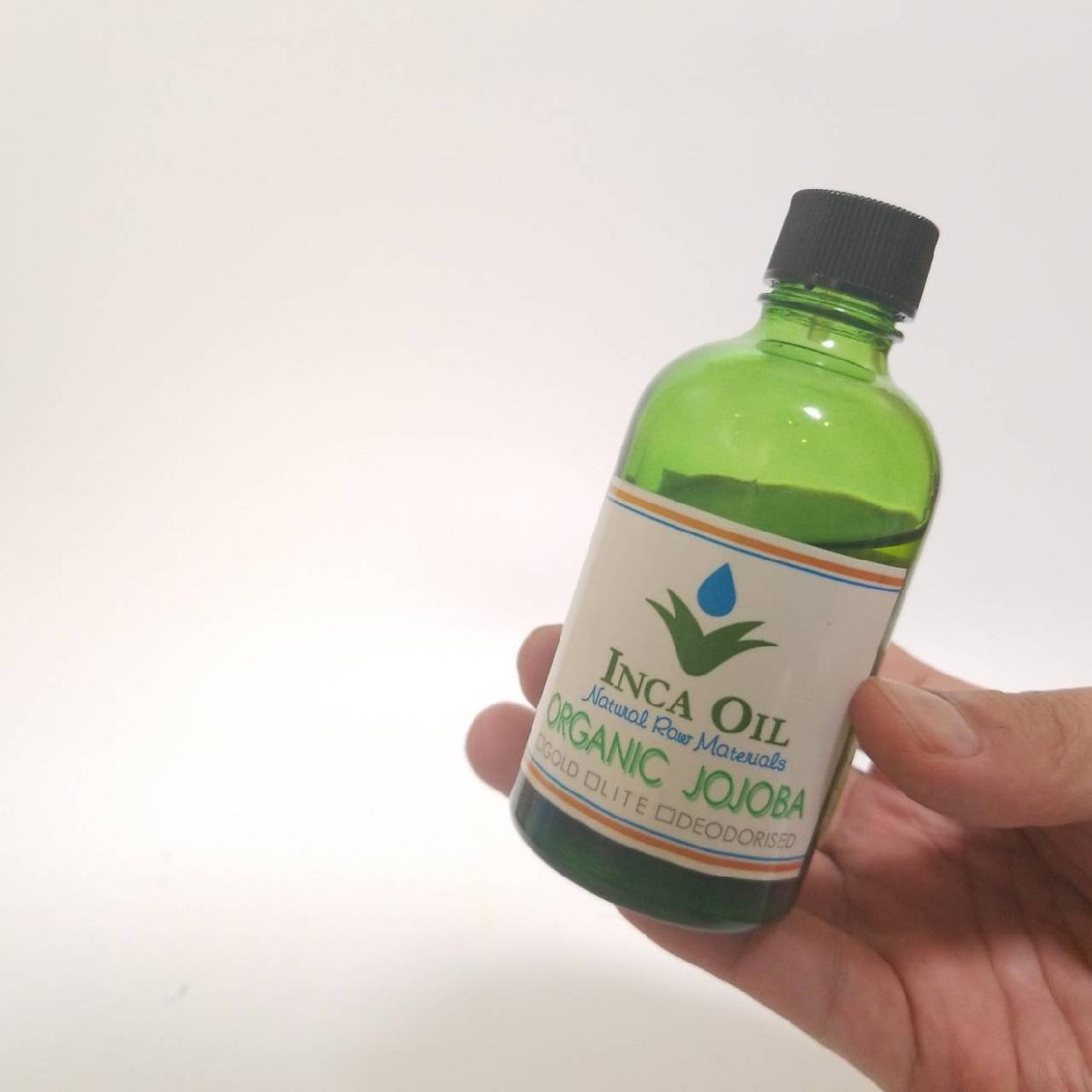 INCA OIL(インカオイル)オーガニック ホホバオイル ゴールドを使ったhideyosiさんのクチコミ画像1