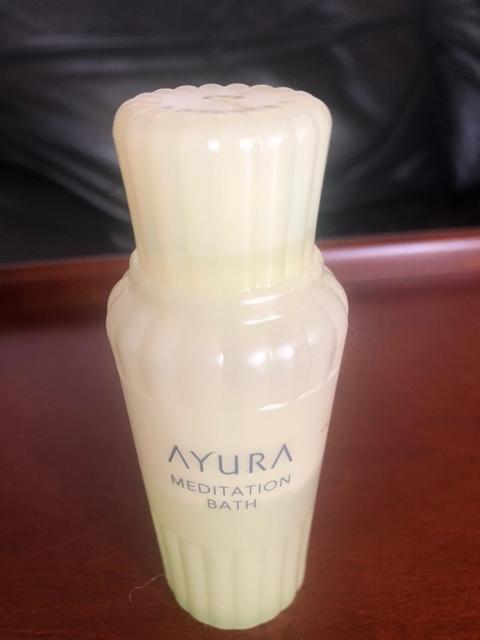 AYURA(アユーラ)メディテーションバスαを使ったいーこんさんのクチコミ画像1