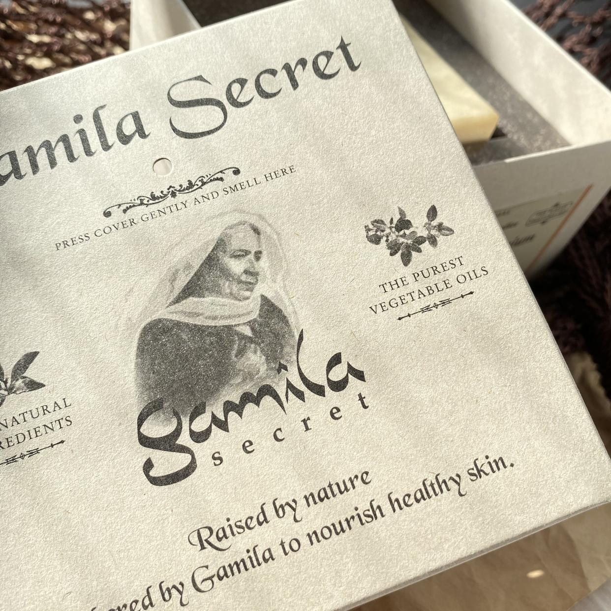 Gamila secret(ガミラシークレット) ソープを使ったHimachinさんのクチコミ画像2