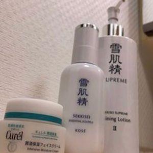Curel(キュレル)潤浸保湿フェイスクリームを使った chaanaoさんのクチコミ画像