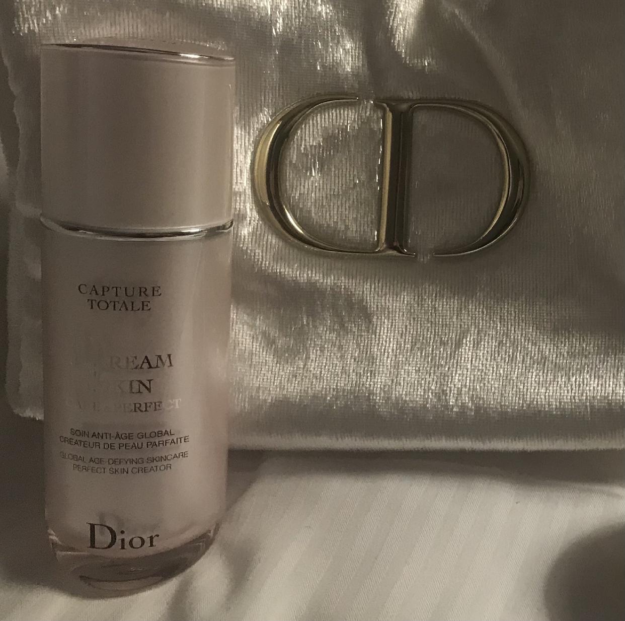 Dior(ディオール) カプチュール トータル ドリームスキン ケア&パーフェクトを使ったきんさんのクチコミ画像1