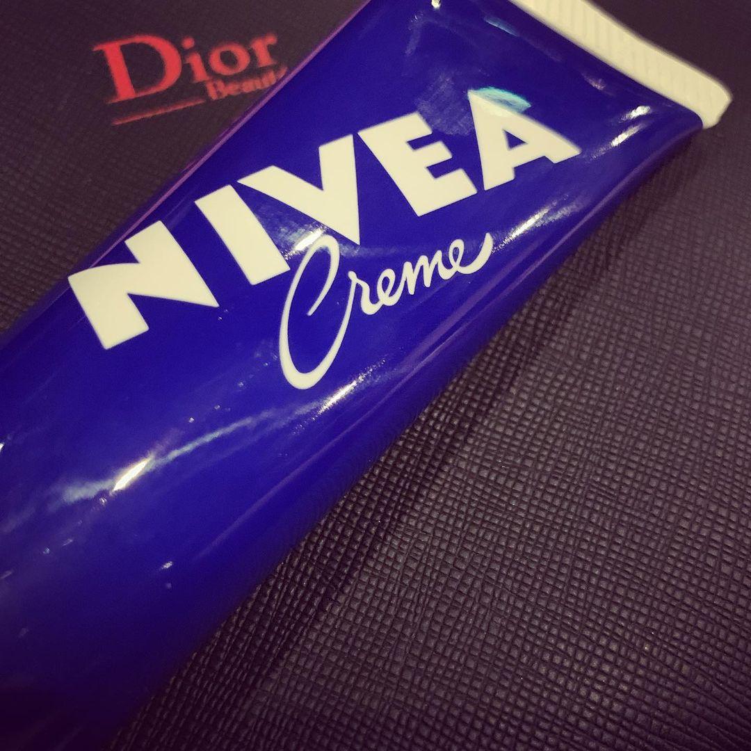 NIVEA(ニベア)クリーム(大缶)を使った 渡邊美樹さんの口コミ画像1