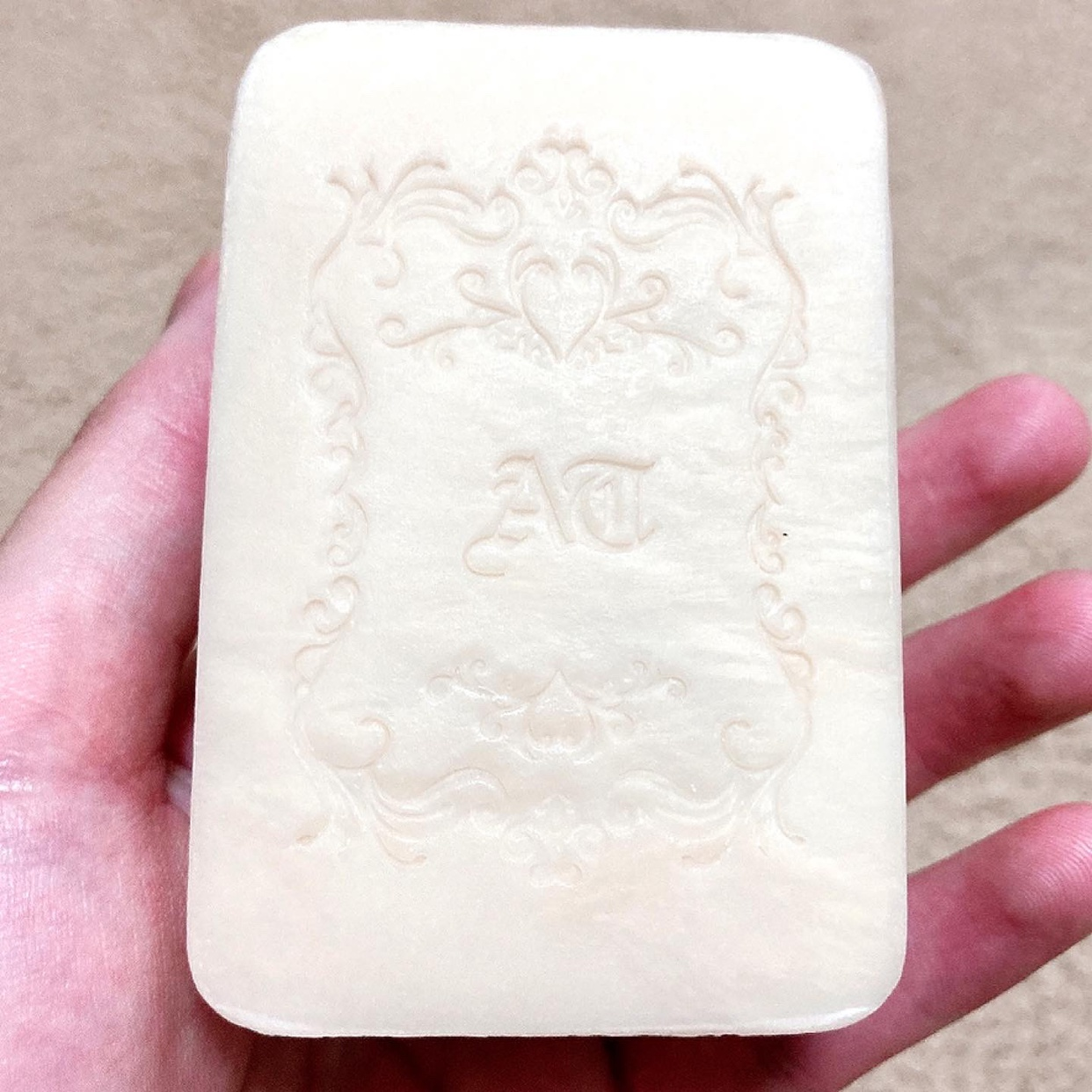 麗凍化粧品(Reitou Cosme) 薔薇はちみつ石鹸を使ったyunaさんのクチコミ画像3