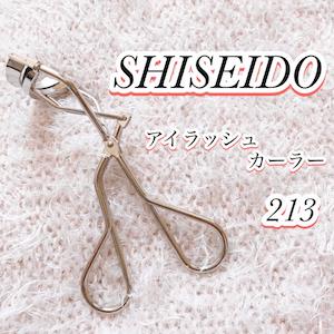 資生堂(しせいどう)アイラッシュカーラー213を使った Suzukaさんの口コミ画像1