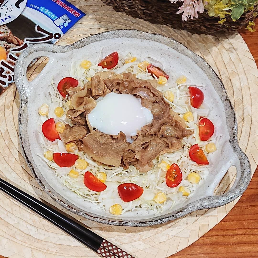 正田醤油 冷凍ストック名人プルコギの素を使ったみぃみぃさんのクチコミ画像2