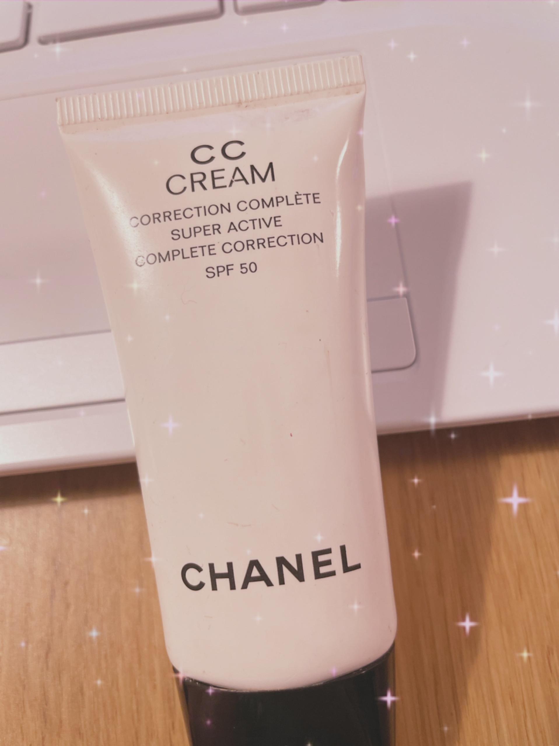 CHANEL(シャネル)CC クリーム Nを使ったひよこさんさんのクチコミ画像1