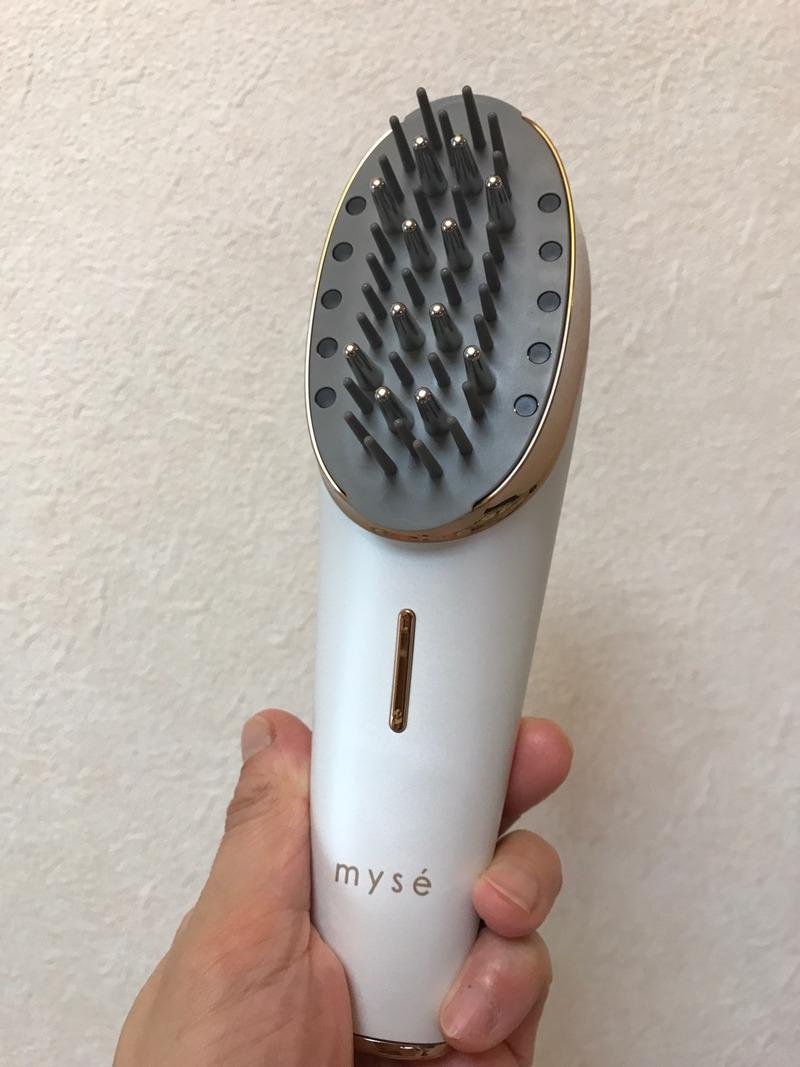 myse(ミーゼ)スカルプリフト MS-80Wを使ったkirakiranorikoさんのクチコミ画像3