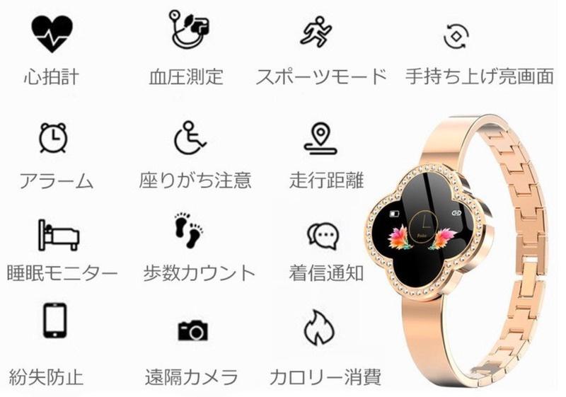 ZQFshopping(ゼットキューエフ ショッピング)スマート ブレスレットを使った木村 紀子さんのクチコミ画像4